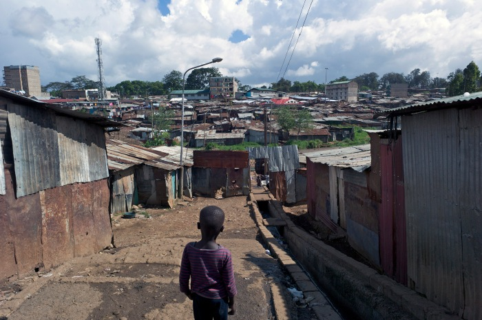 Nairobi's Mathare Slums